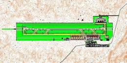 Afghanistan – New Logar Airport