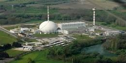 Italy – Nuclear Power Station of Garigliano