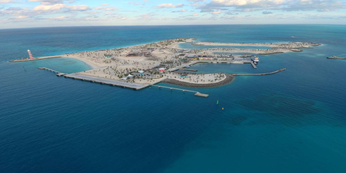 Consultancy Service for the construction of the ship docking facilities at the Ocean Cay MSC marine reserve (Bahamas)