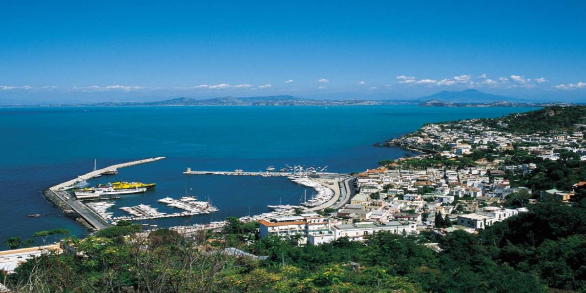 Restructuring of the sewerage network of the municipality of Casamicciola on the island of Ischia (Italy)