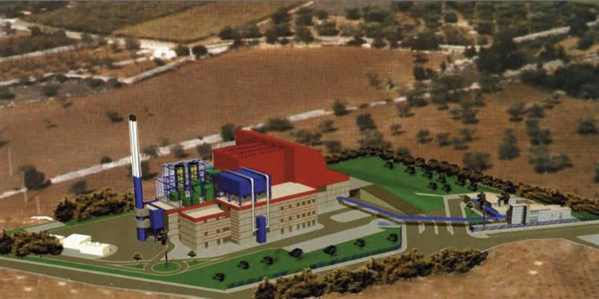 Waste to Energy Plant of Lecce (Italy)