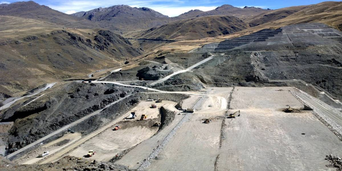Misicuni II Project – Dam and ancillary works on the Rio Misicuni (Bolivia)