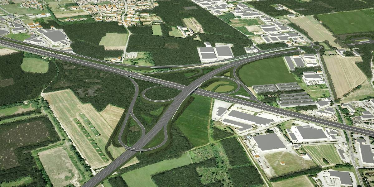 Pedementana Lombarda Highway - Lot 1 (Italy)