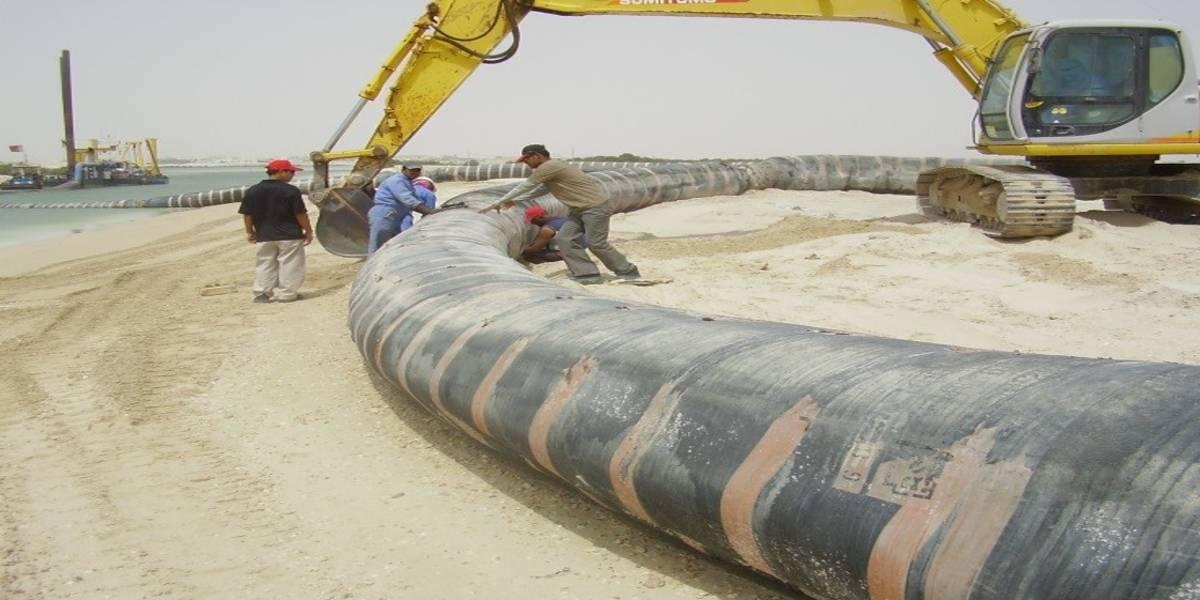 Post contract consultancy for cleaning of Al Dakhira channel (Qatar)