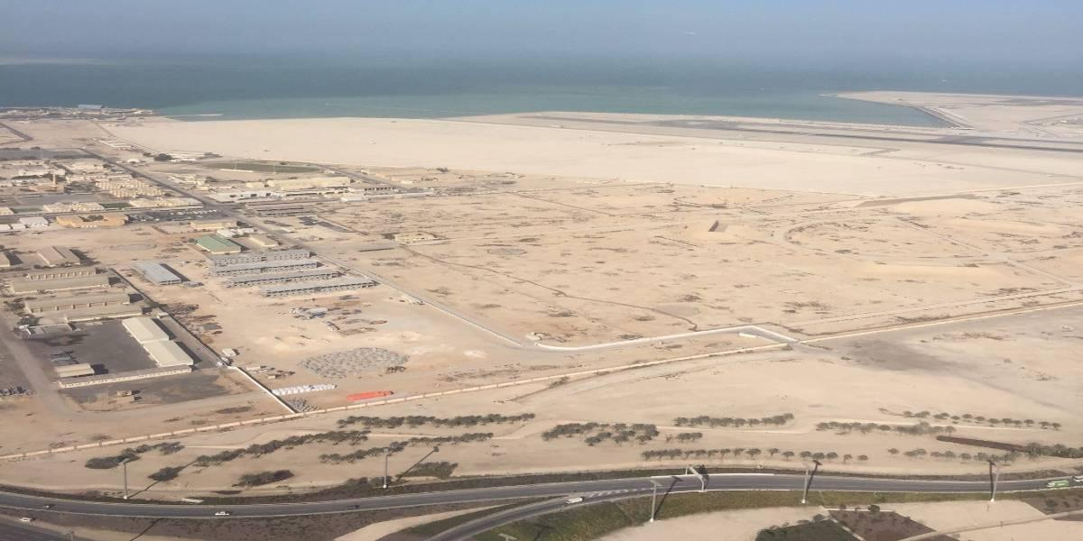 Land reclamation and revetment works for the New Doha International Airport - NDIA (Qatar)
