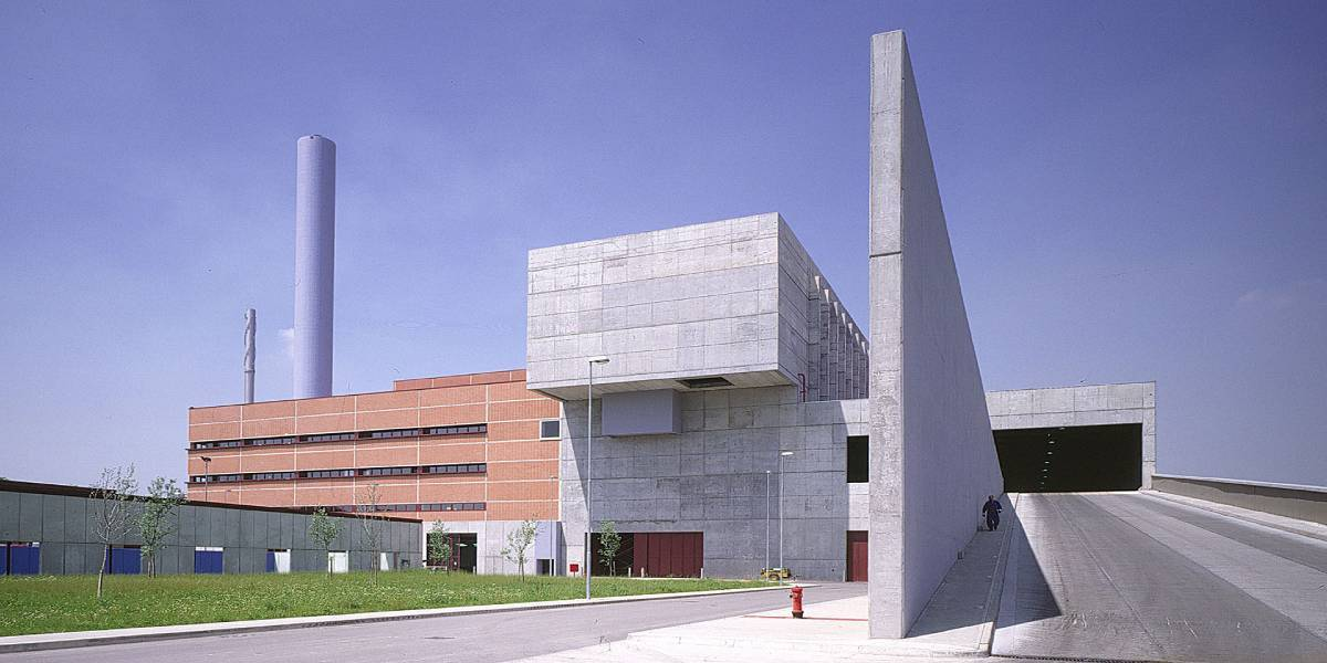 Waste to Energy Plant Silla 2 in Milan (Italy)