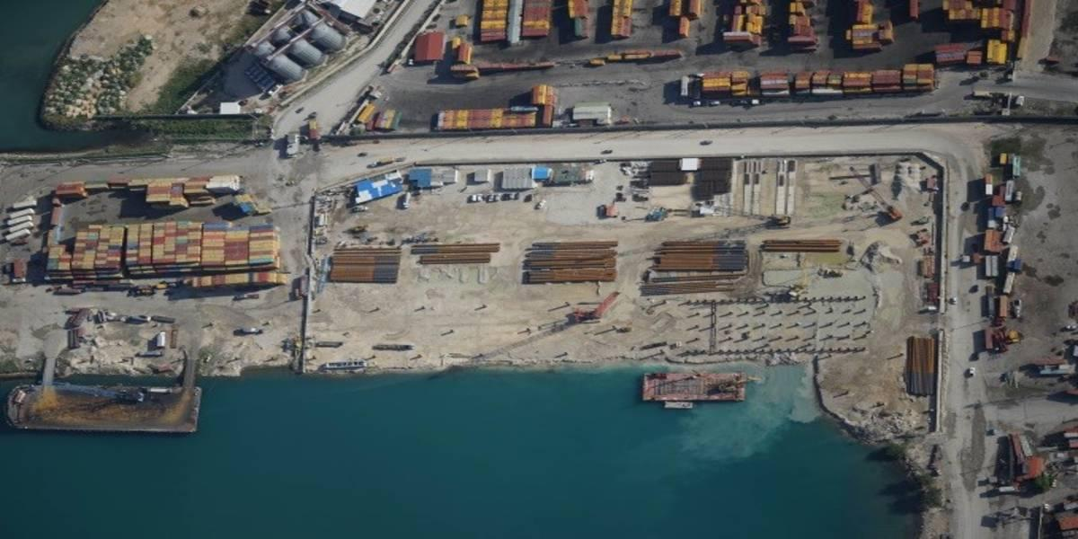 Development of the Detailed Design (Engineer for Record) of the reconstruction of the North Quay of the International Port of Port of Prince (Haiti)