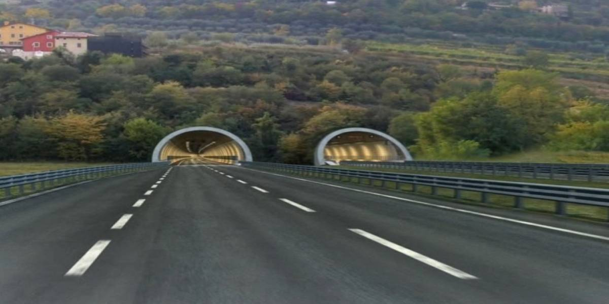 Works to complete the Northern Ring Road System of Verona: Torricelle Tunnel (Italy)